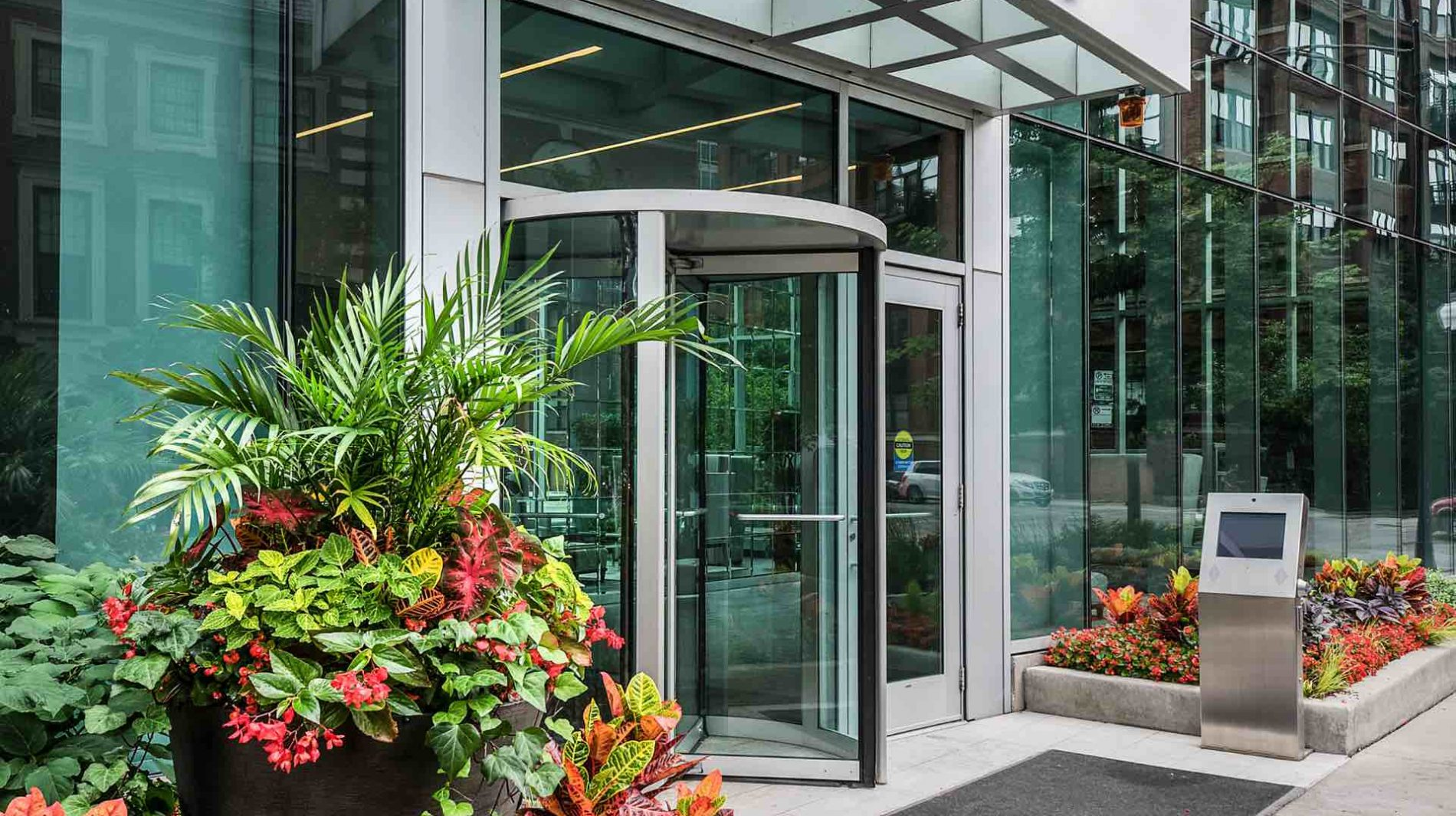 Welcome to Parc Huron, where our philosophy is simple – be well in your environment.